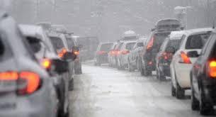 Verspätung möchlich durch starken Schneefall !